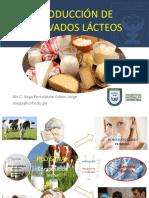 11 PRODUCCIÓN DE DERIVADOS LACTEOS