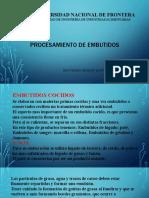 PROCESAMIENTO DE EMBUTIDOS