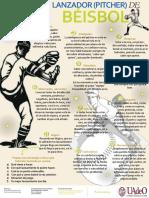 Infografia de Béisbol