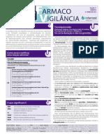boletim de farmacovigilância - 4.º trimestre 2013 - português - internet