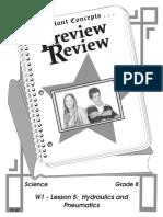 Science 8 - Week 1 - Lesson 5