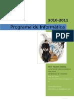 Programación de Informática2010-2011 (Primer Grupo)