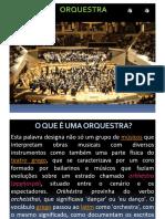 A Orquestra - MADEIRAS