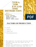 CHAPTER-6-FACTOR-MARKETS-AND-INCOME-DISTRIBUTION