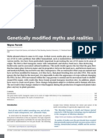 Genetically Modified Myths and Realities