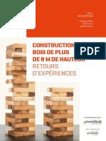 Construction Bois de Plus de 8 m de Hauteur - Retours D-experiences