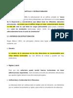 ESTRUCTURACION Y PREDIMENSIONAMIENTO  PROYECTO  (2)