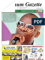 Platinum Gazette 28 Jan 2011