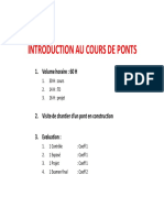 Chap 0 - INTRODUCTION AU COURS DES PONTS