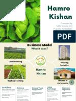 Business Model of Organic Farm