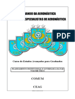 CEAG - 01 PLANEJAMENTO INSTITUCIONAL E GOVERNANCA DA FAB 2020-2