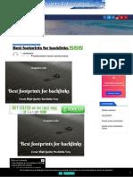 Footprints for Backlinks 2020 - find high quality backlinks easy