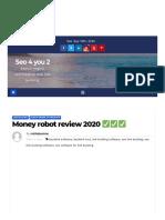 Money Robot Software Download Free