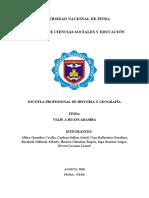 Informe campo huancabamba