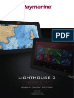 LightHouse 3.12 Advanced Operation instructions 81370-16-EN