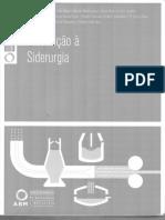 Introdução a Siderurgia - Mourão, MB.pdf