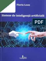 Florin Leon - Sinteze de inteligenta artificiala