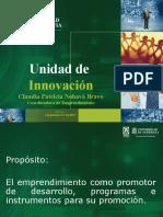 4 unidad de innovacin- claudia patricia nohav .pptx