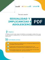 Sexualidad y Su Implicancia en La Adolescencia S1 Ccesa007