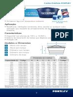 Mini Catálogo de Produtos Fortlev