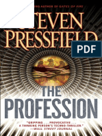 The Profession by Steven Pressfield - Excerpt