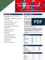 Intelligent Investor UK edition January 27 2011