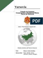 Pacto de Varsovia - Wikipedia, la enciclopedia libre