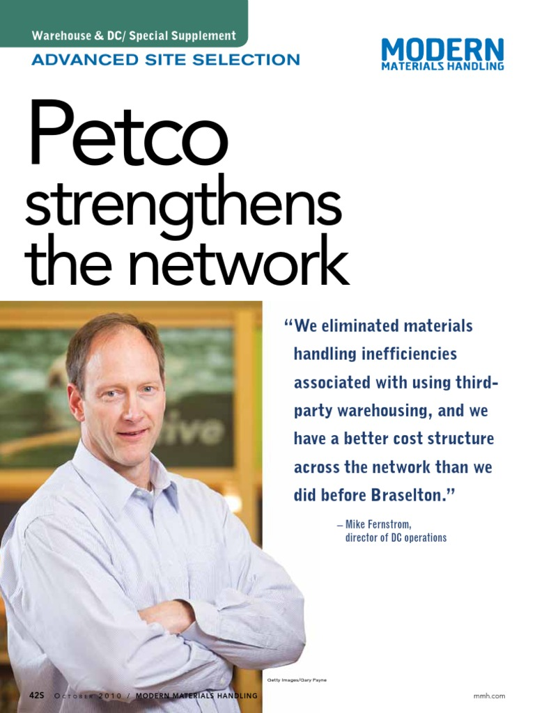 petco supply chain | Warehouse | Retail