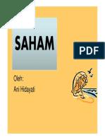 3. Saham