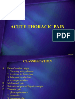 05 Patient With Acute Thoracic Pain