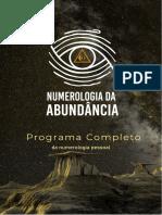 V3 Numerologia da Abundância Apostila ABAMIS