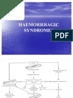 12 Hemorrhagic Syndromes