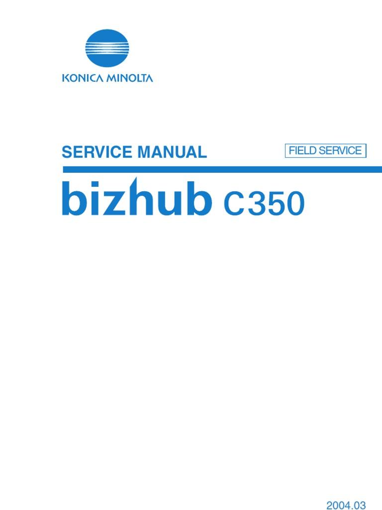 Konica Bizhub C350 Service Manual Ac Power Plugs And border=