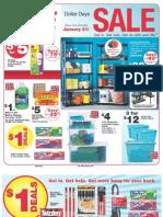 Seright's Ace Hardware January Sale