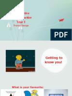 l3 creative media practice year 1 lesson 1