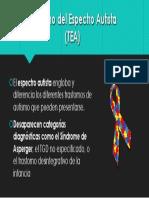 TRASTORNOS DEL ESPECTRO AUTISRA