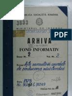 Ordinul M.I. nr. 90251 din 12.08.1975