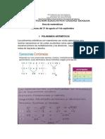 Polinomios aritmeticos KEVIN MORERA