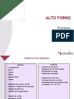 Alto Forno - Processo
