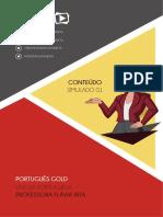 Portugus Gold Simulado - 01.pdf