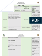 plan de aula periodo tercero matematicas