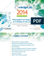 Meaningful Use Stage 2 as it Relates to the Lab Implementing the Public Health Agency Interface. Interface.pdf