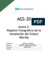 Anexo 2.1 Fotografias Instalacion AGS-20 ORTEGA CENTRO
