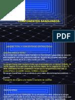 COMPONENTES SANGUINEOS1