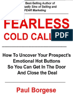 Paul Borgese - Fearless Cold Calling