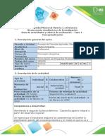 Guía de actividades y rubrica de evaluación-Fase 1 - Conceptualización