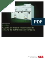 Catalogo Celdas UniSec - Guía en Español