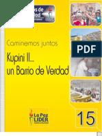 Barrios de Verdad Kupini II