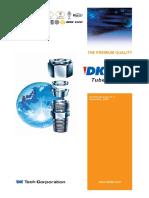 DK Lok Tube Fittings