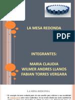 MESA REDONDA EXPO